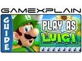 Unlock Luigi in New Super Mario Bros. 2 - Guide & Walkthrough (Nintendo 3DS)