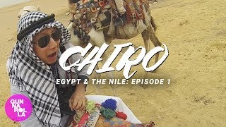 Cairo Egypt  city images : WELCOME TO CAIRO | Contiki Egypt & The Nile: Episode 1