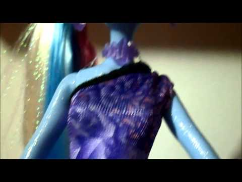 Review Monster High Doll Abbey Bominable Scaris