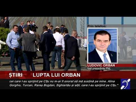 Lupta lui Orban, cu PNL și Iohannis