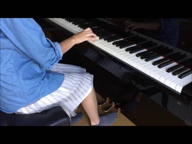 ピアノのペダルの踏み方~悪い例です。
