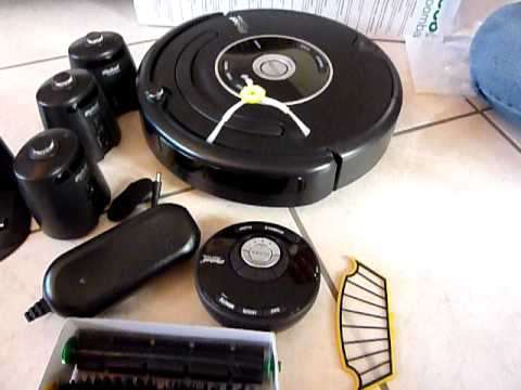 iRobot581_unpacking.MOV