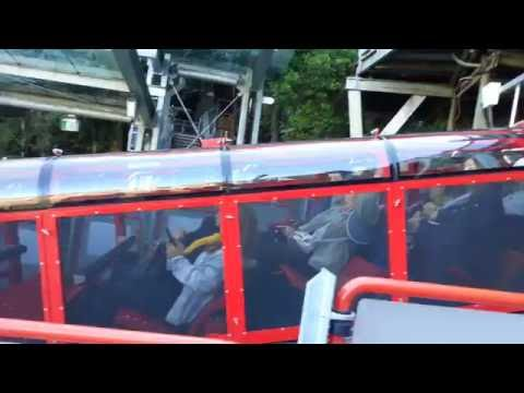 Sydney Blue Mountain Scenic Railway (видео)