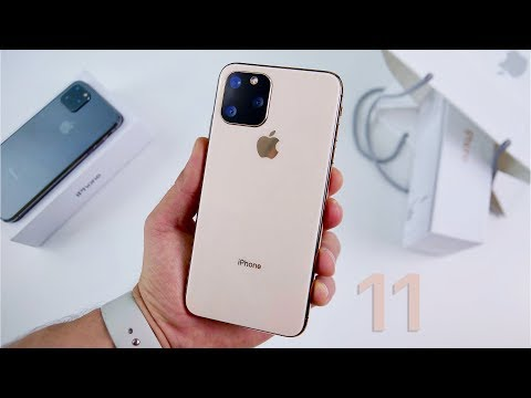 IPhone 11 Clone Unboxing!
