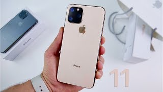 iPhone 11 Clone Unboxing!