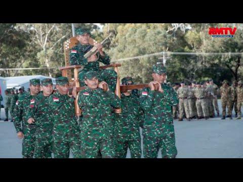 TNI AD Kembali Jadi Juara Menembak di Australia