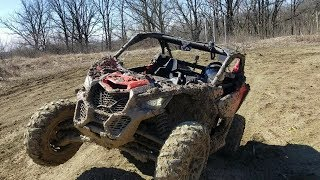 10. Can Am X3 900 HO  Fun Day !