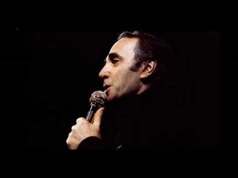 Charles Aznavour      -       Noel D\' Autrefois