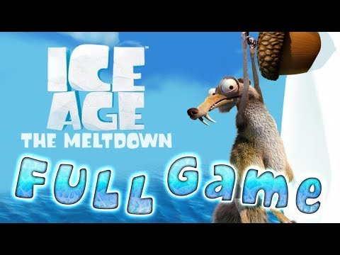 Ice Age 2 : The Meltdown FULL GAME Longplay (PS2, PC, Xbox, Wii, Gamecube)