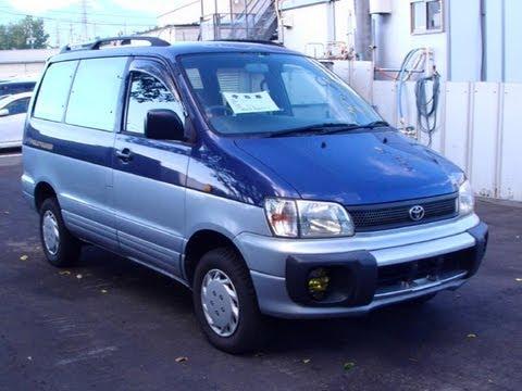 Toyota lite ace 1997 г фотография