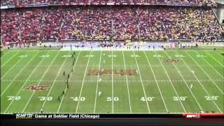 Tavon Austin vs Maryland & Pittsburgh (2011)