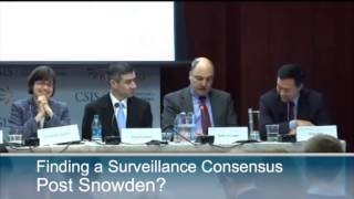 Finding a Surveillance Consensus Post Snowden?