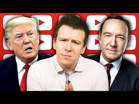 """HUGE Underage Accusations Against Kevin Spacey Blow Up, Facebook """"Spying"""", and Manafort's Update"""