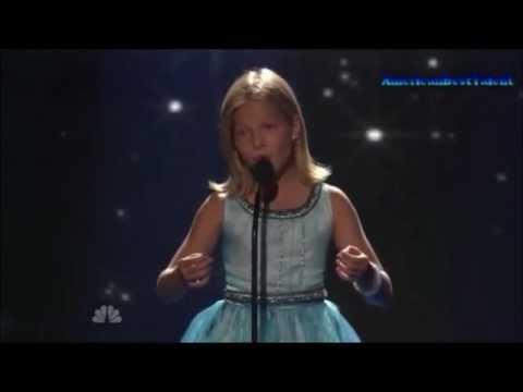 Dziewczynka z głosem anioła