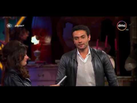 في اختبار الجري والصدق: غادة عادل تخلص آسر ياسين من 60 سعرة حرارية