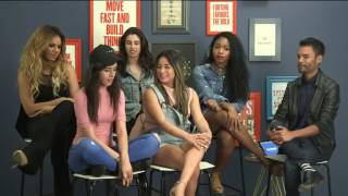 Fifth Harmony Facebook Livestream  31 May  2016