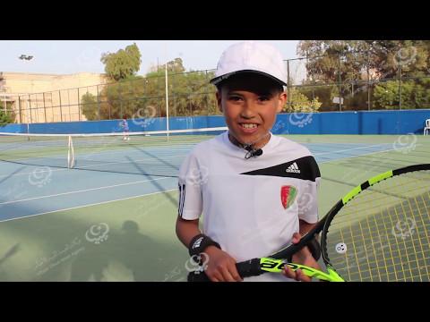 تصفيات بطولة التنس والاسكواش للمنطقة (ب)