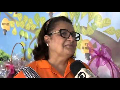 AMO - TV SERGIPE - BAZAR DA AMIZADE - 2015 - JULHO