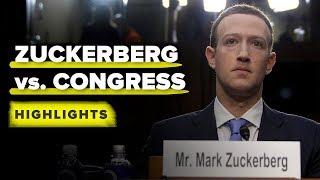 Download Video Zuckerberg's Senate hearing highlights in 10 minutes MP3 3GP MP4