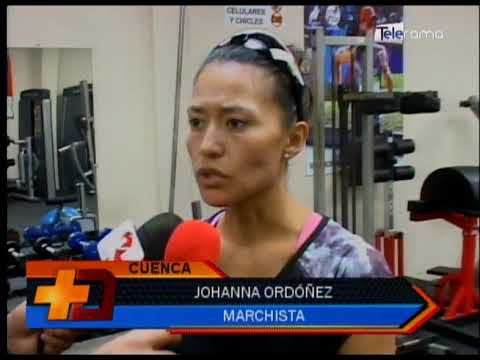 Marchista Johana Ordóñez competirá en juegos Panamericanos de Lima