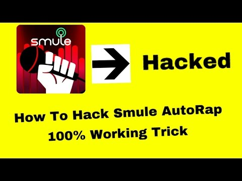 How To Hack Smule AutoRap Working Trick Unlock All Beats