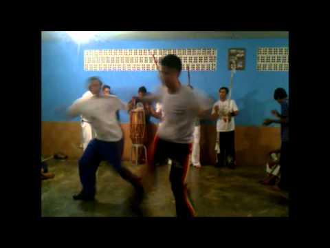 Capoeira em Ventania-PR