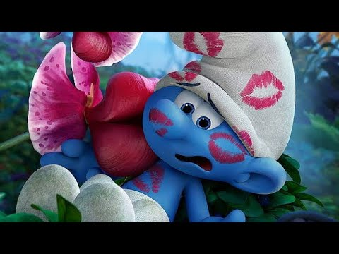 "SMURFS The Lost Village ""CLUMSY"" BEST MOMENTS 