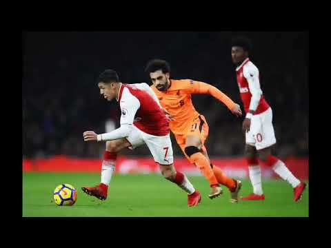 Arsenal vs Liverpool 3-3 all goals and highlights premier league in pictures 22dec 2017