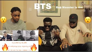Video BTS(방탄소년단) - Cypher Pt.2: Triptych (REACTION) download in MP3, 3GP, MP4, WEBM, AVI, FLV January 2017