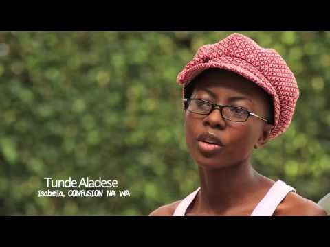 Tunde Aladese speaks about Confusion Na Wa