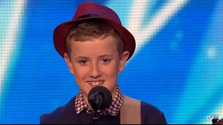 Video BGT 2015 AUDITIONS -  HENRY GALLAGHER MP3, 3GP, MP4, WEBM, AVI, FLV Juli 2018