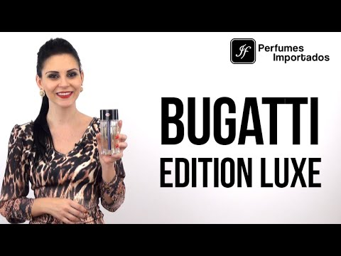 Perfume Bugatti Edition Luxe Masculino – Eau de Toilette