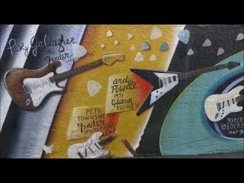 Guitar Legends – An Awesome Mural