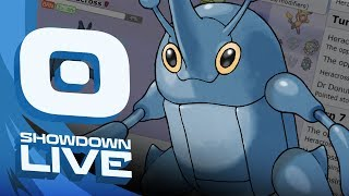 Heracross Suspect Test Laddering #2 - Pokemon Sun and Moon! Ru Showdown Live w/ PokeaimMD! by PokeaimMD