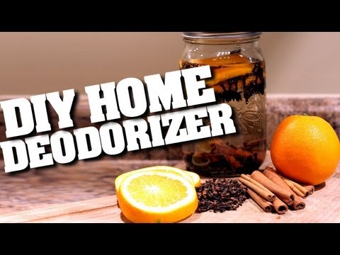 Watch: DIY Home Deodorizer Recipe
