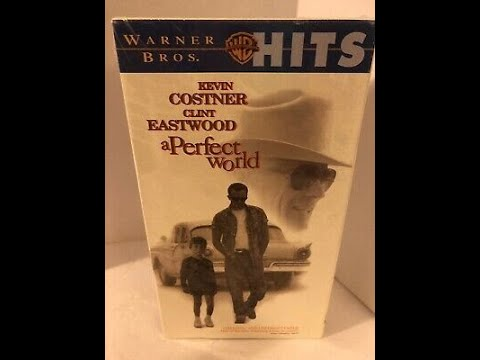 Opening to A Perfect World 1998 VHS (Warner Bros. HITS Print)