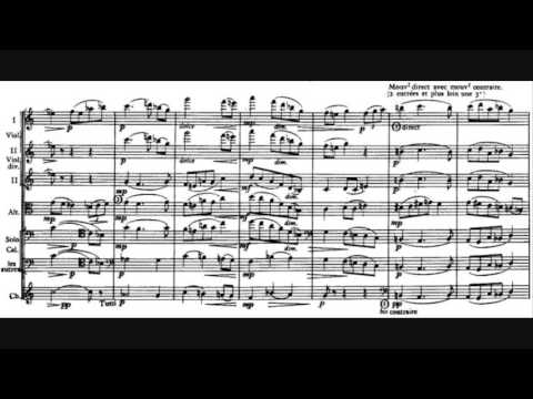 Charles Koechlin - Partita for Chamber Orchestra, Op. 205
