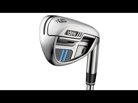Adams New Idea Iron Review with Justin Gerrard from Adams Golf