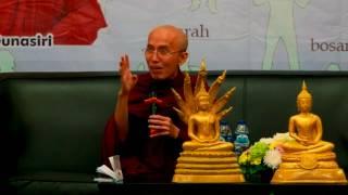 Video Ceramah Dhamma | Tamu yang Datang dan Pergi: Y.M. Bhikkhu Gunasiri [TANYA JAWAB] MP3, 3GP, MP4, WEBM, AVI, FLV November 2017