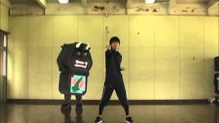 【兵庫県】いぶし瓦の銀さんがおどるダンス「日本人なら瓦屋根」が熱い!