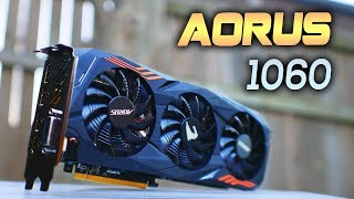 Today up for review is the GTX 1060 9Gbps edition from Aorus, and like a few Aorus cards that have come through here, I put it both stock and overclocked against an RX 580 with a variety of new games.Though it may be hard to get one of these cards where you are in the world with the current GPU mining craze sucking up all the graphics cards!**US**Get a GTX 1060 Here: http://amzn.to/2sfFHS9Get a GTX 1080 Here (Actually in stock): http://amzn.to/2sfCAcJGet a GTX 1050 Ti Here (Actually in stock): http://amzn.to/2svkOXc**AUS**Get a GTX 1060 Here: http://www.staticice.com.au/cgi-bin/search.cgi?q=aorus+gtx+1060&spos=3Or Check prices here: https://goo.gl/TJNVnD**UK**Check out www.overclockers.co.uk for great pricesOr get an Aorus 1060 here: http://amzn.to/2tyEWaN*Check out my Video Editing PC - http://amzn.to/2oFKlrb►Join our Forums for Discussion - www.techcity.tv/forum►Shop on Amazon and Support Tech City for Free   USA - http://amzn.to/1kZUX1z   UK - http://amzn.to/1jr01dR   CA - http://amzn.to/2gB4ehH►www.facebook.com/techyescity►www.twitter.com/techyescity►www.instagram.com/techyescity►Like the Content? Support us directly - http://www.patreon.com/techcity-------------------------------------------------------------------------------------------------Music Provided by monstercat, chukibeats & epidemicsound