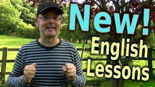 Misterduncan's NEW English Lessons - (Promo)