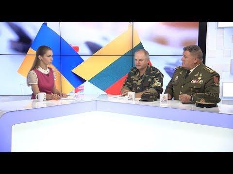 Олександр Дідур, Альгіс Шимонютіс: Знищення російських танків. Посібник піхотинцю (видео)