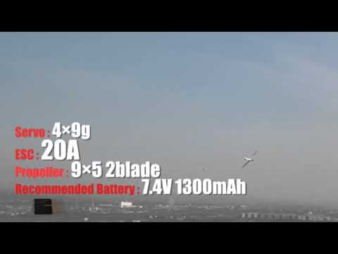 FMS MOA Glider