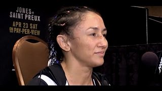Carla Esparza Not Down for Last-Minute Title Fight After UFC 197 Victory by MMA Weekly