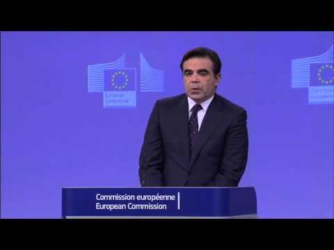 Η Κομισιόν για την ημερομηνία επιστροφής των θεσμών στην Αθήνα