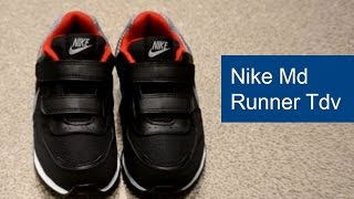 Nike Md Runner Tdv - фото