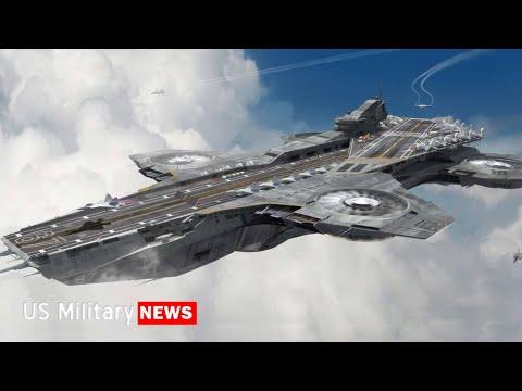 Meet America's Flying Aircraft Carrier