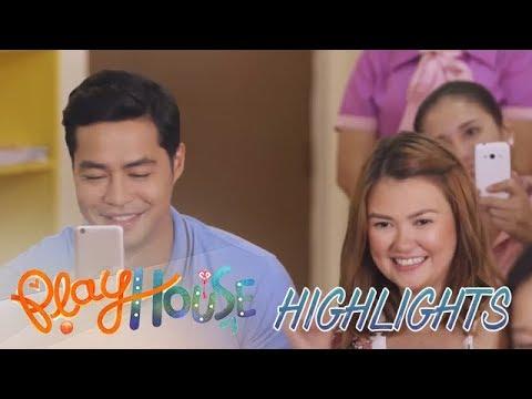Playhouse: Marlon And Patty Encourage Robin | EP 23