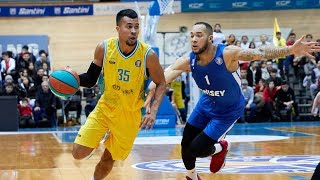 Ойын шолу ВТБ Бірыңғай лигасы: «Астана»vs «Енисей»